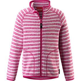 Reima Havn Fleece Sweater Barn Raspberry Pink